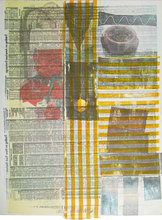 Robert RAUSCHENBERG - Estampe-Multiple - One More and we'll be Almost 1/2 way there,