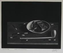 Mario AVATI - Grabado - GRAVURE 1959 SIGNÉE AU CRAYON NUM EA /XII HANDSIGNED ETCHING