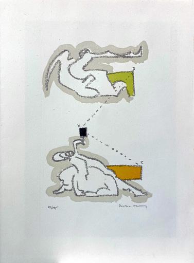 Dorothea TANNING - 版画 - Le geste