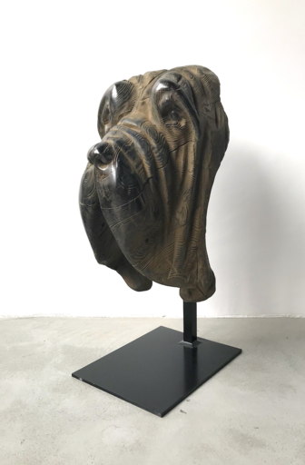Quentin GAREL - Scultura Volume - Mastiff