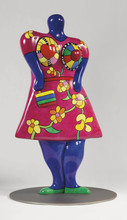 Niki DE SAINT-PHALLE - Escultura - Lady with Handbag