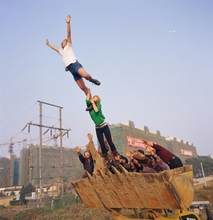 LI Wei - Estampe-Multiple - On the surface of the earth