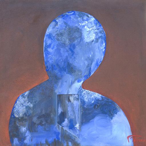 Francis MOREAU - Peinture - Enigme