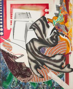 Frank STELLA - Print-Multiple - Moby Dick
