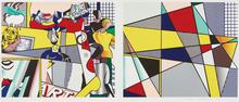Roy LICHTENSTEIN - Stampa Multiplo - Tel Aviv Museum Print