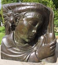 Ernest WIJNANTS - Escultura - Zonnebloem