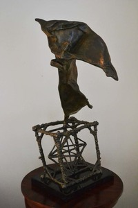 Salvador DALI - Sculpture-Volume - Gala Gradiva (Prestige-scale- PE #1 of 9)