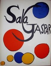 Alexander CALDER (1898-1976) - SALA GASPAR