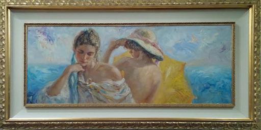 Jose ROYO - Painting - Fresco de la Brisa