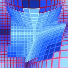 Victor VASARELY - Print-Multiple - Galaxy