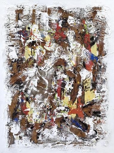 Luciano ASTOLFI - Peinture - Vecchia bacheca