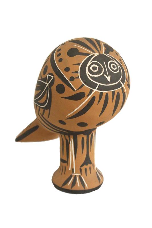 Pablo PICASSO - Keramiken - Hibou