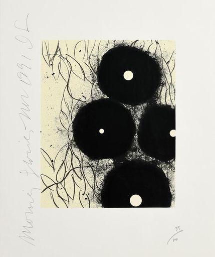 Donald SULTAN - Print-Multiple - Morning Glories
