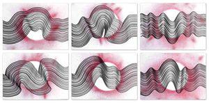 Sumit MEHNDIRATTA - Stampa Multiplo - Composition No.123