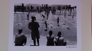 Willy RONIS (1910-2009) - Parc André Citroën