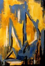 Nedzad Nedzo DURAKOVIC - Painting - Welcome to the safe harbor - 2015.