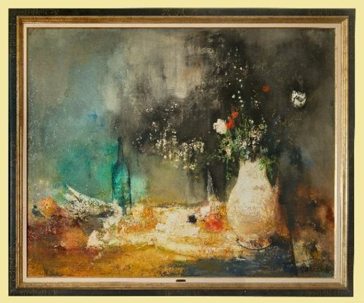 Jean JANSEM - Painting - Nature Morte