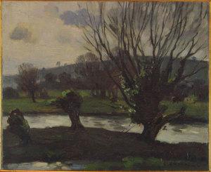 Edward CHAPPEL - 绘画 - Verso sera