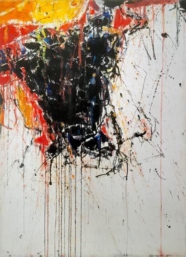 Sam FRANCIS - Dibujo Acuarela - Untitled (Not for Sale)