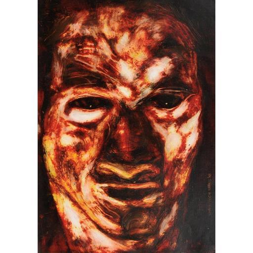 Arnaldo ROCHE RABELL - Peinture - Arnaldo Roche-Rabell Painting