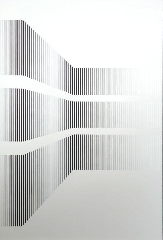 Olivier PETITEAU - Gemälde - Sans Titre