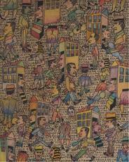 Antonio SEGUI - Painting - QUIE LE VA CREER