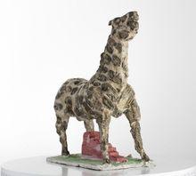 Markus LÜPERTZ - Escultura - Trojanisches Pferd