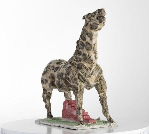 Markus LÜPERTZ - Scultura Volume - Trojanisches Pferd