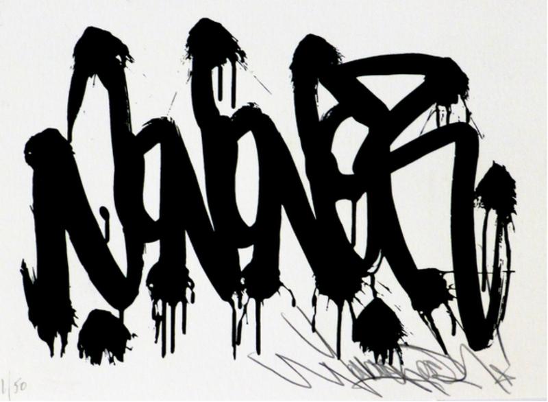 JONONE - Print-Multiple - Sérigraphie 15x21 JonOne
