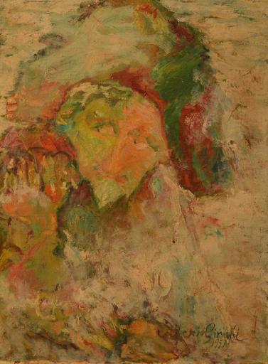 René SINICKI - Gemälde