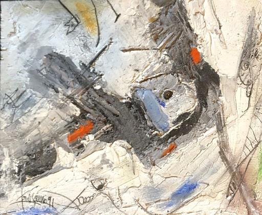 Jordi SAMSO - Painting - Abstracción