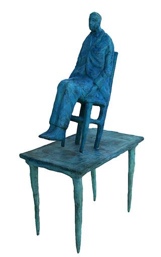 Pino DEODATO - Sculpture-Volume - Equilibrio