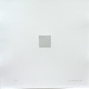 Véra MOLNAR - Print-Multiple - Courbe Ste. Victoire 2