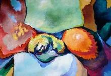 Claude THIEL DE NEUVILLE - Peinture - Passion isotherms n°8