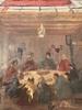 Michel KURCHÉ - Peinture - Supper