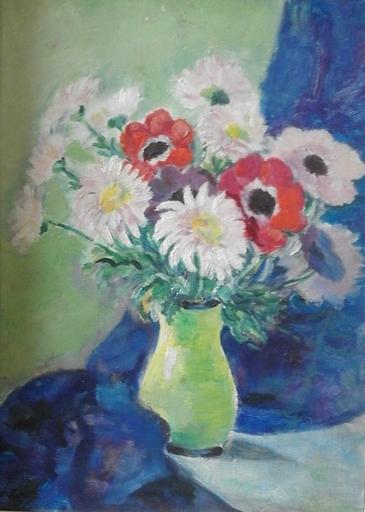 Franz LEX - Pintura - Blumenvase