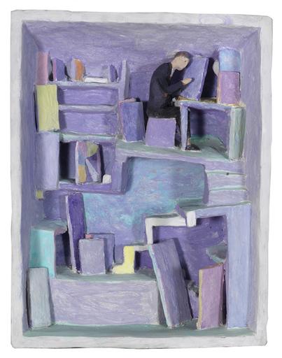 Pino DEODATO - Sculpture-Volume - Lavora sempre giorno e notte