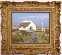 Yves BRAYER - Peinture - La cabane du peintre