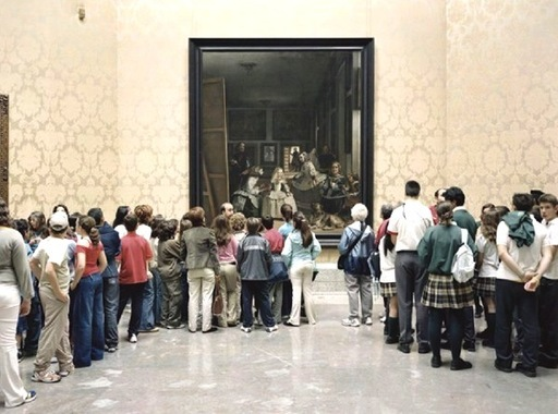 Thomas STRUTH - Photography - Museo del Prado / Madrid (Room 12)