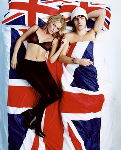 Lorenzo AGIUS - Photography - Liam Gallagher and Patsy Kensit