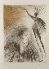 Salvador DALI (1904-1989) - Faust Vieux Faust