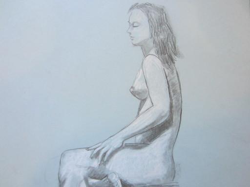 George GÁCH - Disegno Acquarello
