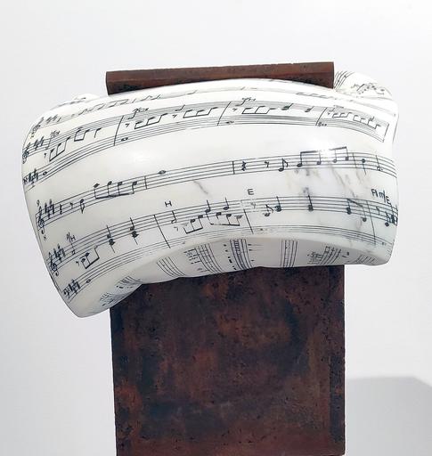 Lluis CERA I BERNAD - 雕塑 - Caja de música