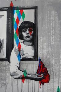 KURAR - Peinture - Open your hearth