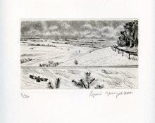 André JACQUEMIN - Print-Multiple - 5 GRAVURES 1984 SIGNÉES CRAYON NUM/20 5 HANDSIGNED ETCHINGS