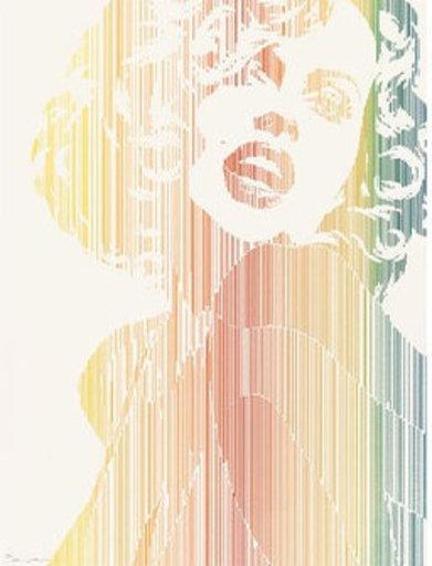 Werner BERGES - Print-Multiple - Marilyn Monroe III