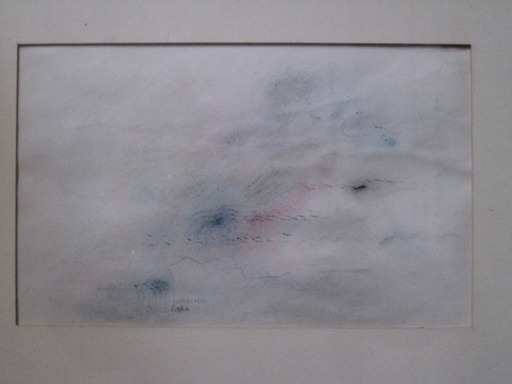 Marcelle Delphine CAHN - Drawing-Watercolor - COMPOSITION