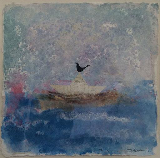 Antonio NOCERA - Pintura - In viaggio 13