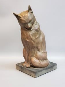 Édouard Marcel SANDOZ - Sculpture-Volume - Cat