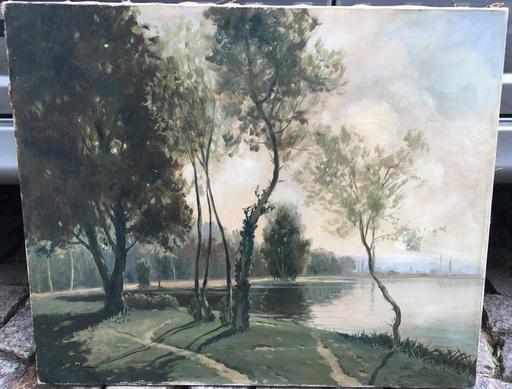 Albert-Gabriel RIGOLOT - Peinture